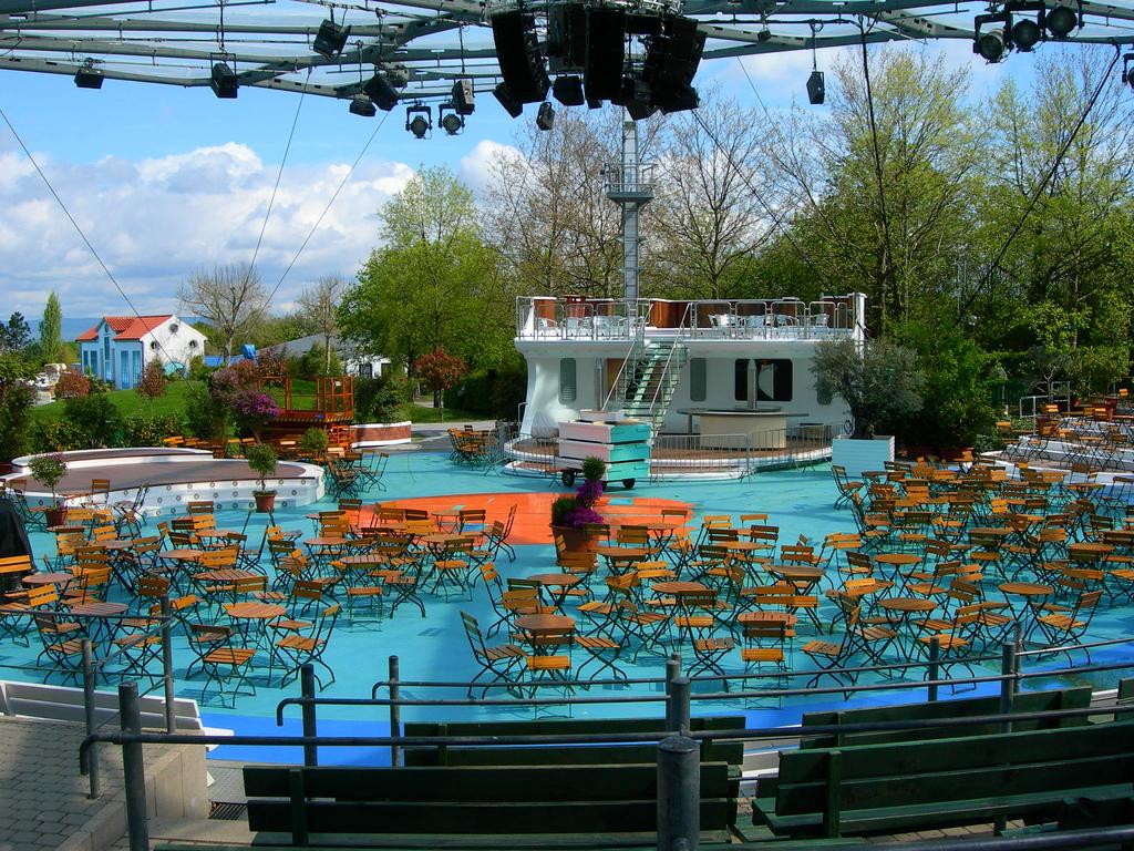 Der ZDF-Fernsehgarten. Bild von flickr.com/photos/infatuated (CC 2.0 BY-NC-SA)