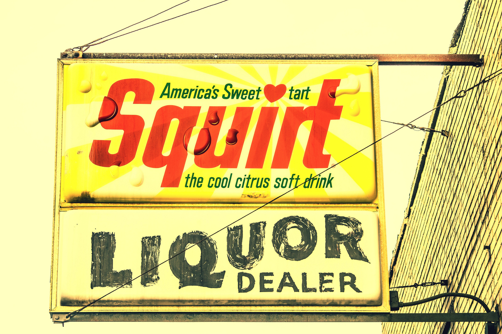 Squirt. Bild von flickr-Nutzer thomashawk (CC 2.0 BY-NC)