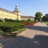 Rheinische Friedrich-Wilhelms-Universität Bonn. Fotografiert am 9.9. - von mir.