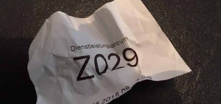 Z029 - Das Wurzel allen Übels.